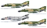 F-4 Phantom Aces italeri